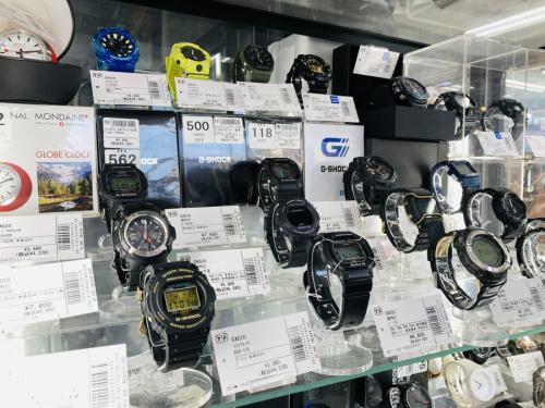 さいたま市 時計のCASIO 中古