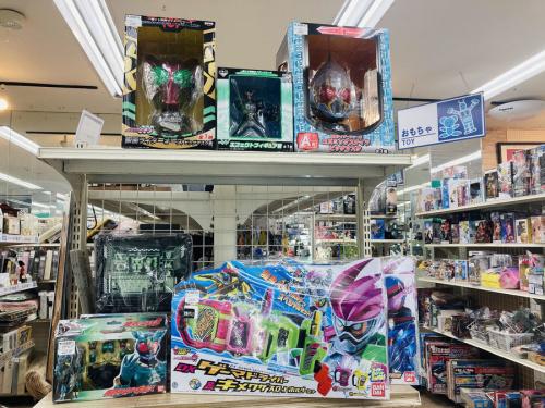 仮面ライダー おもちゃ 買取のさいたま市 リサイクルショップ