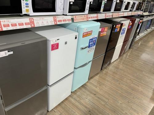名古屋 リサイクルショップの冷蔵庫 中古