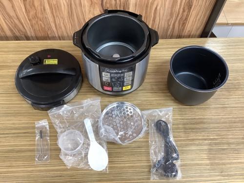 ヨシヅヤの電気圧力鍋 買取