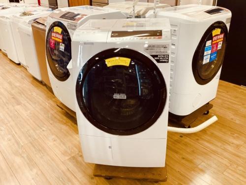 ドラム式洗濯乾燥機の中古家電 名古屋