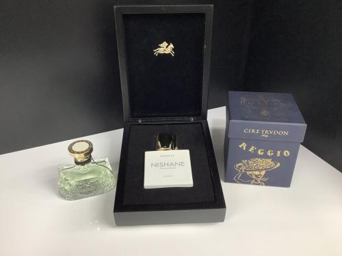 アロマキャンドルの香水