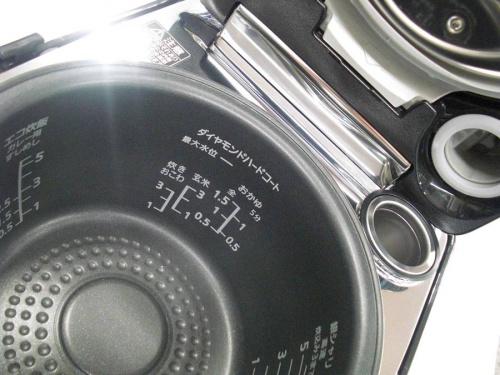 PanasonicのIH炊飯ジャー