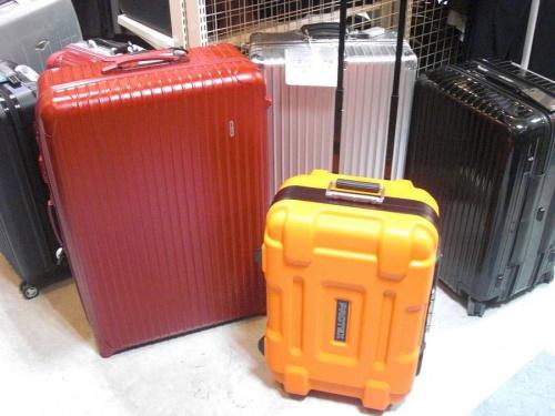 スーツケースのPROTEX
