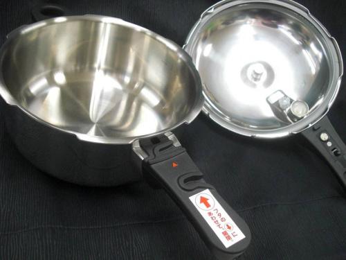 圧力鍋のアサヒ軽金属