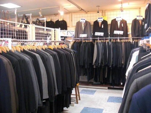 メンズファッションのビジネスアイテム