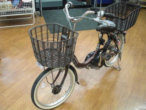アウトドアの自転車