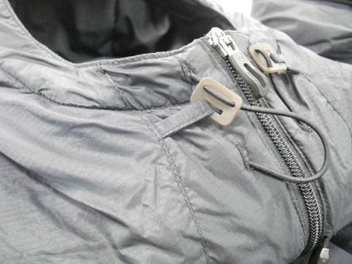 中綿ジャケットのColumbia