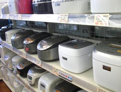 洗濯機の炊飯ジャー