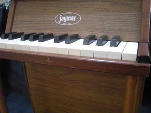 ピアノのJaymar