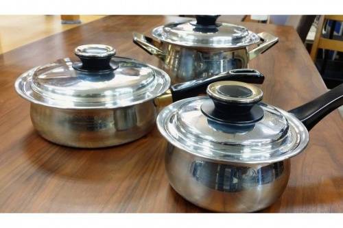 Tupper wareの鍋