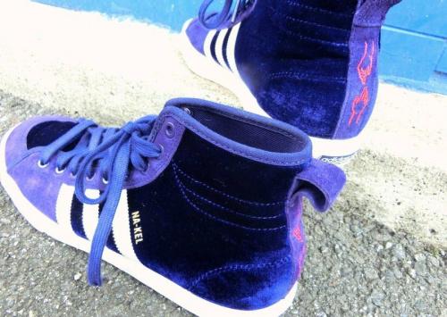 シューズのアディダス(adidas)