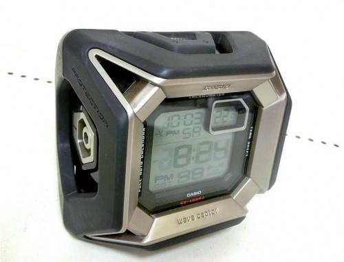 置時計のカシオ(CASIO)