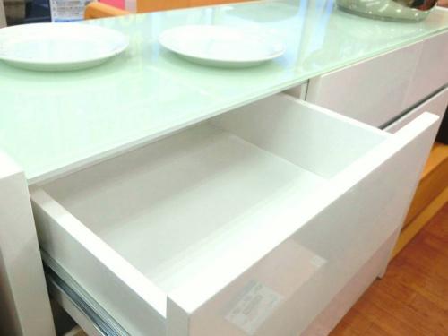 カップボード・食器棚のカウンター