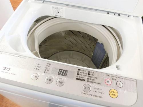 Panasonicの中古洗濯機