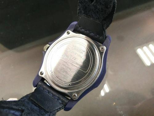 TIMEXの中古腕時計