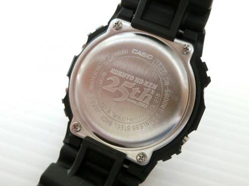 北斗の拳の中古腕時計