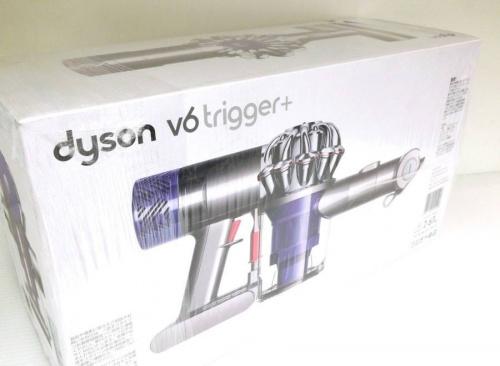 dysonのサイクロン掃除機