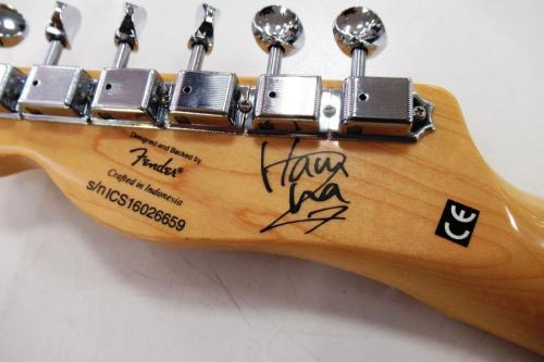 エレキギターのSquier by FENDER