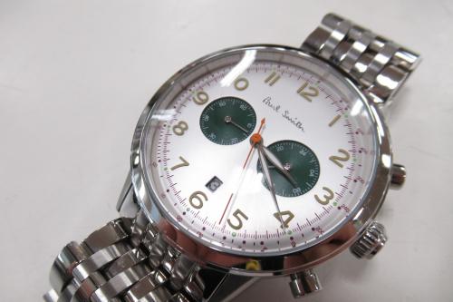 腕時計のポールスミス