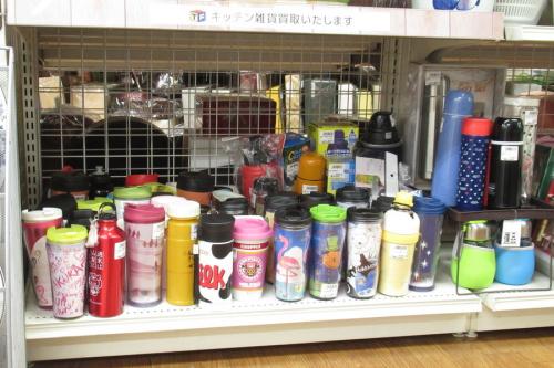 キッチン雑貨のタンブラー