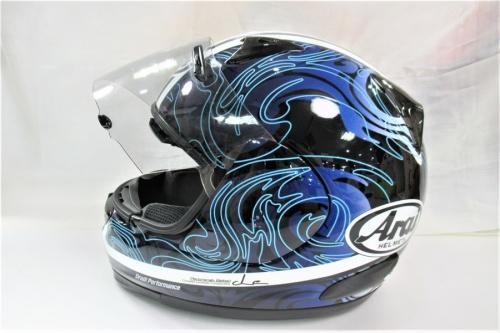バイク ツーリングのバイク用ヘルメット