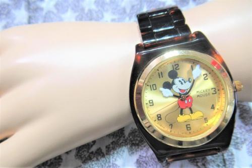 腕時計のべっ甲