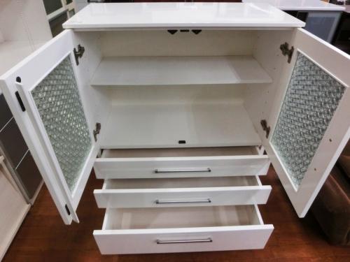 カップボード・食器棚のミドルキャビネット