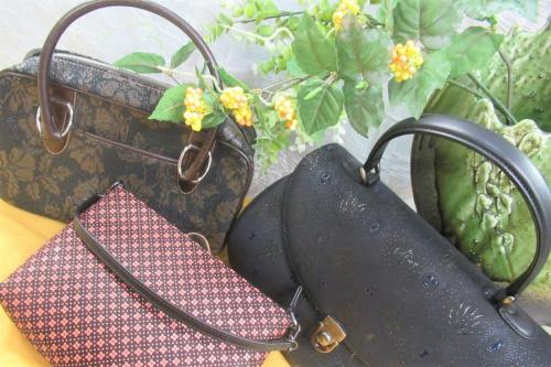 ハンドバッグのカジュアルバッグ