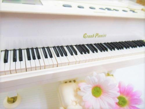 SEGA TOYSのヤケ有 GRAND PIANIST 自動演奏