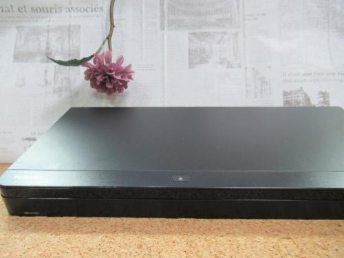Blu-rayレコーダーのTOSHIBA