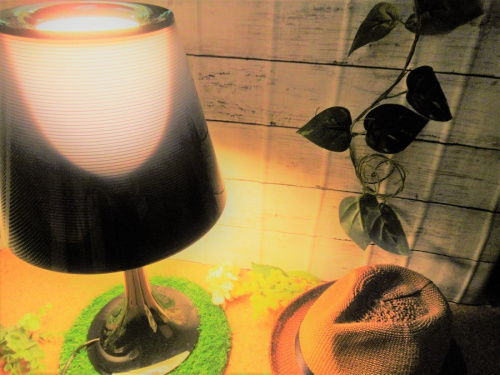 照明のインテリア照明