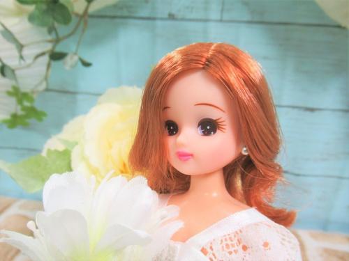 人形のリカチャン人形