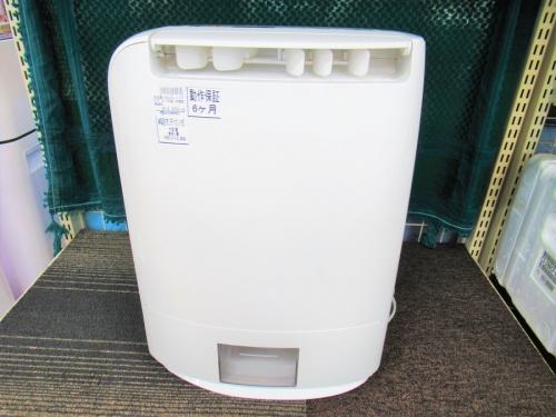 季節家電の除湿機