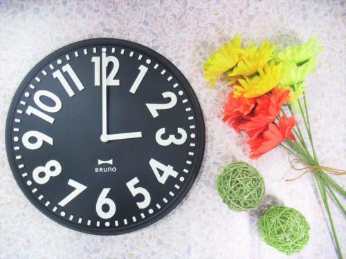 北欧雑貨の掛け時計