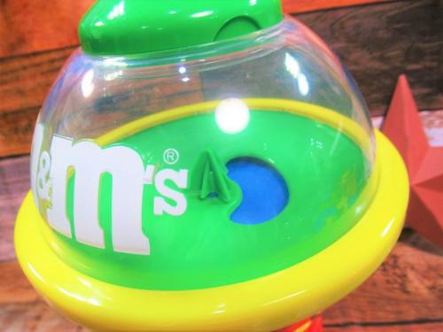 M&Mの未使用品