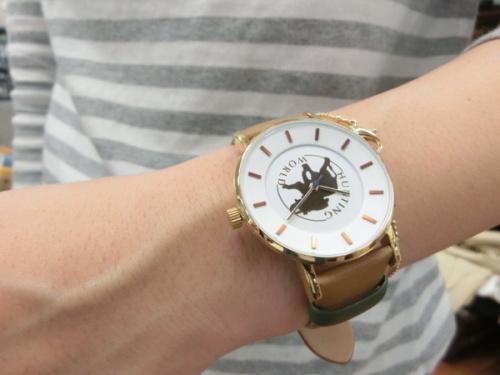 腕時計のハンティングワールド