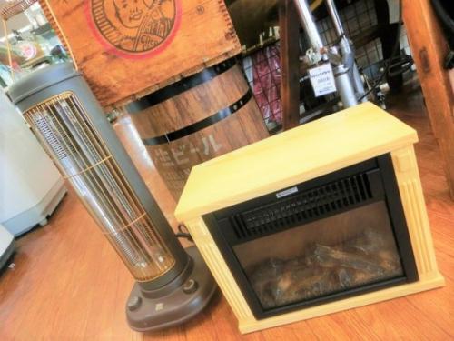 ヒーターの暖炉ヒーター