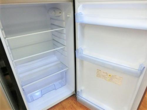 2ドア冷蔵庫のアズマ