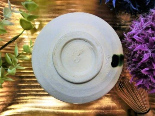 織部野立茶碗の上尾 桶川 リサイクル