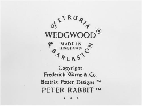 Wedgwood ピーターラビットの上尾 桶川 リサイクル