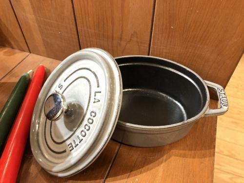 鍋のココット