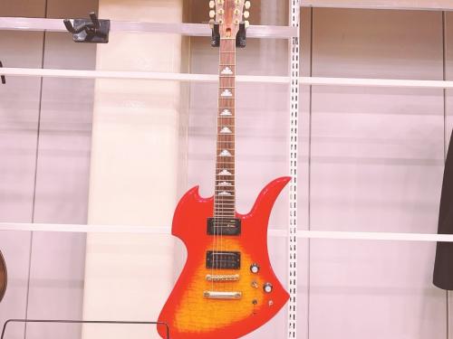 エレキギターのX Japan hideモデル