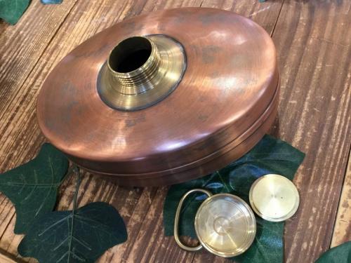 銅製品のWALL