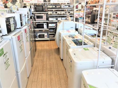 洗濯機 冷蔵庫 の新生活