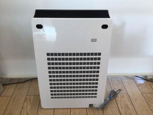 空気清浄機の加湿空気清浄機