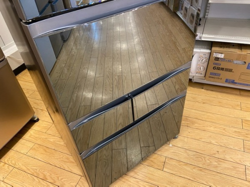 6ドア冷蔵庫のTOSHIBA 東芝