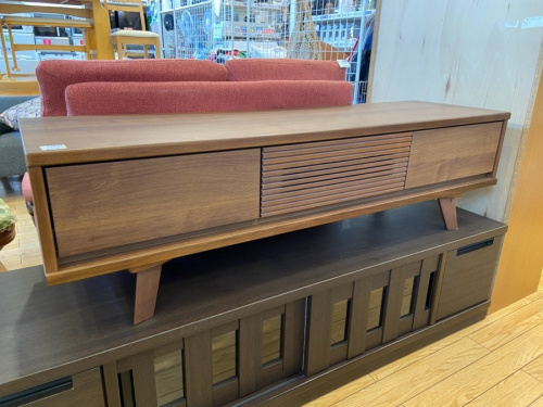 家具のローボード・テレビ台