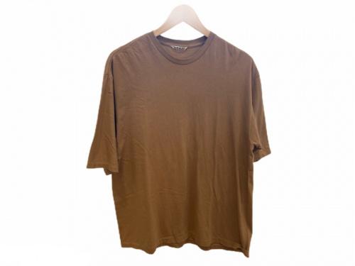 TシャツのシームレスクルーネックハーフスリーブT