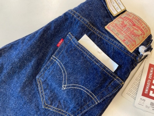 501XX 復刻のLEVIS VINTAGE CLOTHING リーバイスヴィンテージクロージング